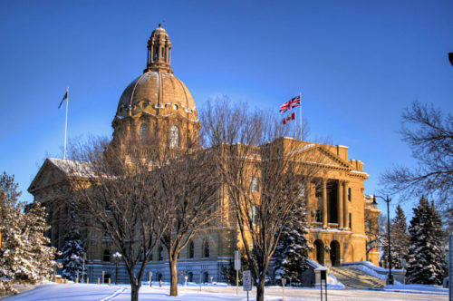 Alberta increases support payments for persons with
